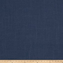 Fabricut Neighbor Linen Blend Navy