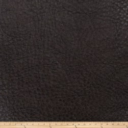 Fabricut Oxide Faux Leather Espresso Fabric