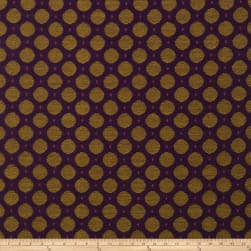 Fabricut Palace Station Purple Passion Fabric
