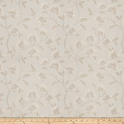 Fabricut Pennant Floral Dove Fabric