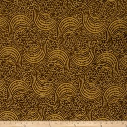 Fabricut Percival Matelasse Molasses Fabric