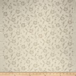 French General Pompadour Linen Blend Linen Fabric