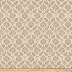 French General Pondicherry Sage Fabric