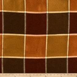 Fabricut Pratt Faux Silk Redwood Fabric