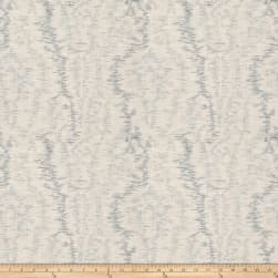 French General Provincial Moire Linen Blend Chambray Fabric