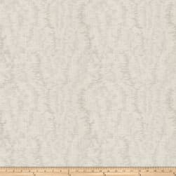 French General Provincial Moire Linen Blend Ash Fabric