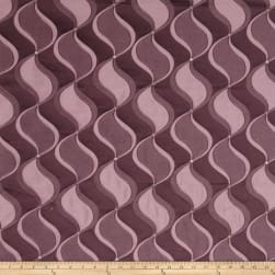 Fabricut Crypton Radio Wave Amethyst Fabric
