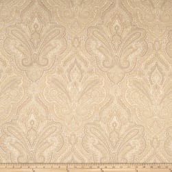 Fabricut Remedy Paisley Straw Fabric