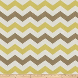 Fabricut Riverway Jacquard Citrine Fabric