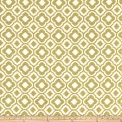 Fabricut Bella Dura Shoreline Mint Garden Fabric