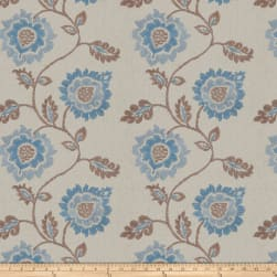 French General Sovereign Bleu Fabric