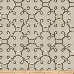 Fabricut Sugarplum Taupe Fabric