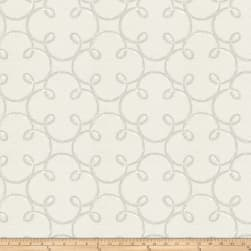 Fabricut Sugarplum Silver Fog Fabric