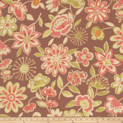 Collier Campbell Summer Sketch Fired Clay Fabric