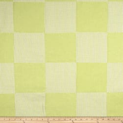Fabricut Sweet Patchwork Lime