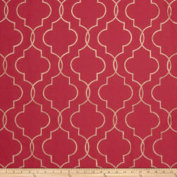Fabricut Temple Paprika Fabric