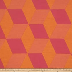 Fabricut Crypton Tetragon Citrus Berry