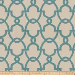 Fabricut The Dance Teal Fabric