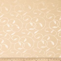 Fabricut Vina Faux Silk Almond Fabric