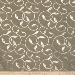 Fabricut Vina Faux Silk Granite Fabric