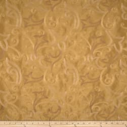 Fabricut Wim Faux Silk Antique Gold Fabric