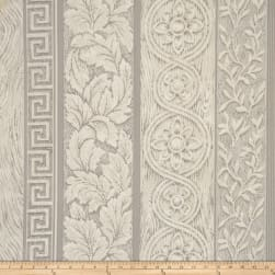 Mount Vernon Wood Grain Silver Birch Fabric