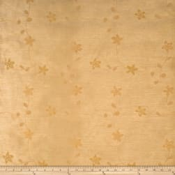 Fabricut Yermo Floral Butterscotch Fabric