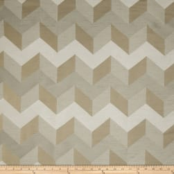 Fabricut Zugzwang Faux Silk Warm Grey