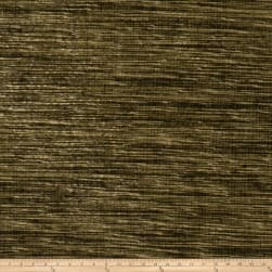 Trend 1507 Faux Silk Black Gold Fabric