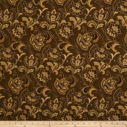 Trend 1638 Chenille Coffee Bean