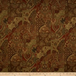 Trend 1645 Chenille Berry Fabric