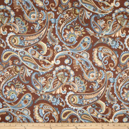 Jaclyn Smith 1829 Peacock Fabric