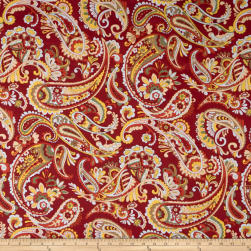 Jaclyn Smith 1829 Sangria Fabric