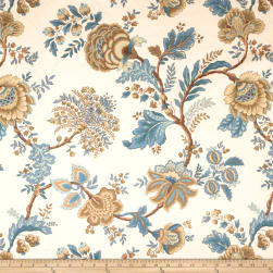 Jaclyn Smith 1830 Peacock Fabric