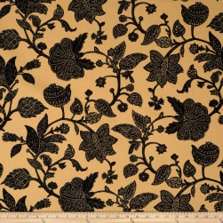 Jaclyn Smith 1831 Jet Fabric