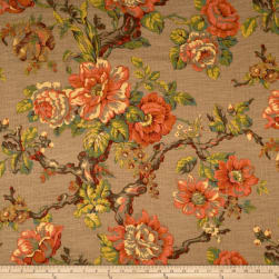 Jaclyn Smith 1834 Caramel Fabric