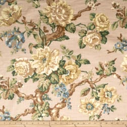 Jaclyn Smith 1834 Peacock Fabric