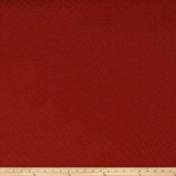 Jaclyn Smith 1840 Matelasse Crimson Fabric