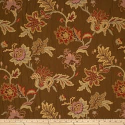 Jaclyn Smith 1846 Coffee Fabric