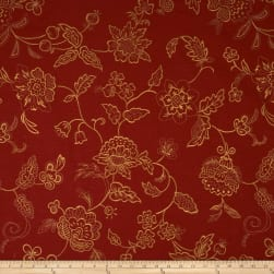 Jaclyn Smith 1852 Crimson Fabric