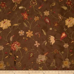 Jaclyn Smith 1855 Pecan Fabric