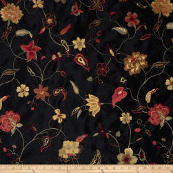 Jaclyn Smith 1855 Jet Fabric