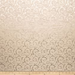 Trend 2035 Faux Silk Truffle Fabric