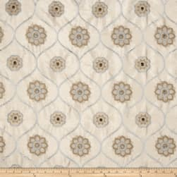 Jaclyn Smith 2096 Faux Silk Robins Egg Fabric
