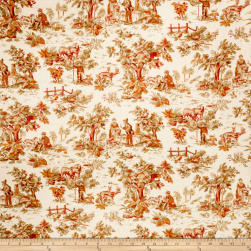 Jaclyn Smith 2099 Garden Spice Fabric