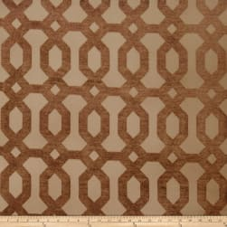 Jaclyn Smith 2103 Chenille Brick Fabric