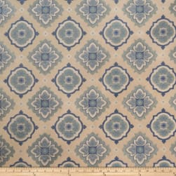 Jaclyn Smith 2129 Cobalt Fabric