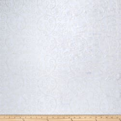 Trend 2307 Faux Silk Ivory Fabric