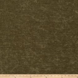 Trend 2340 Chenille Olive Fabric