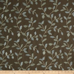 Trend 2524 Faux Silk Cocoa Fabric
